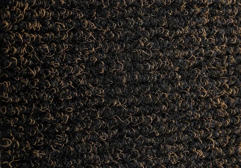 Hrubý eben čierna